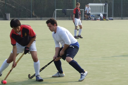 Old King's Club Hockey