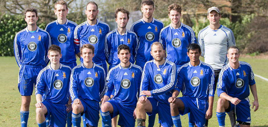Old King's Club 1st XI