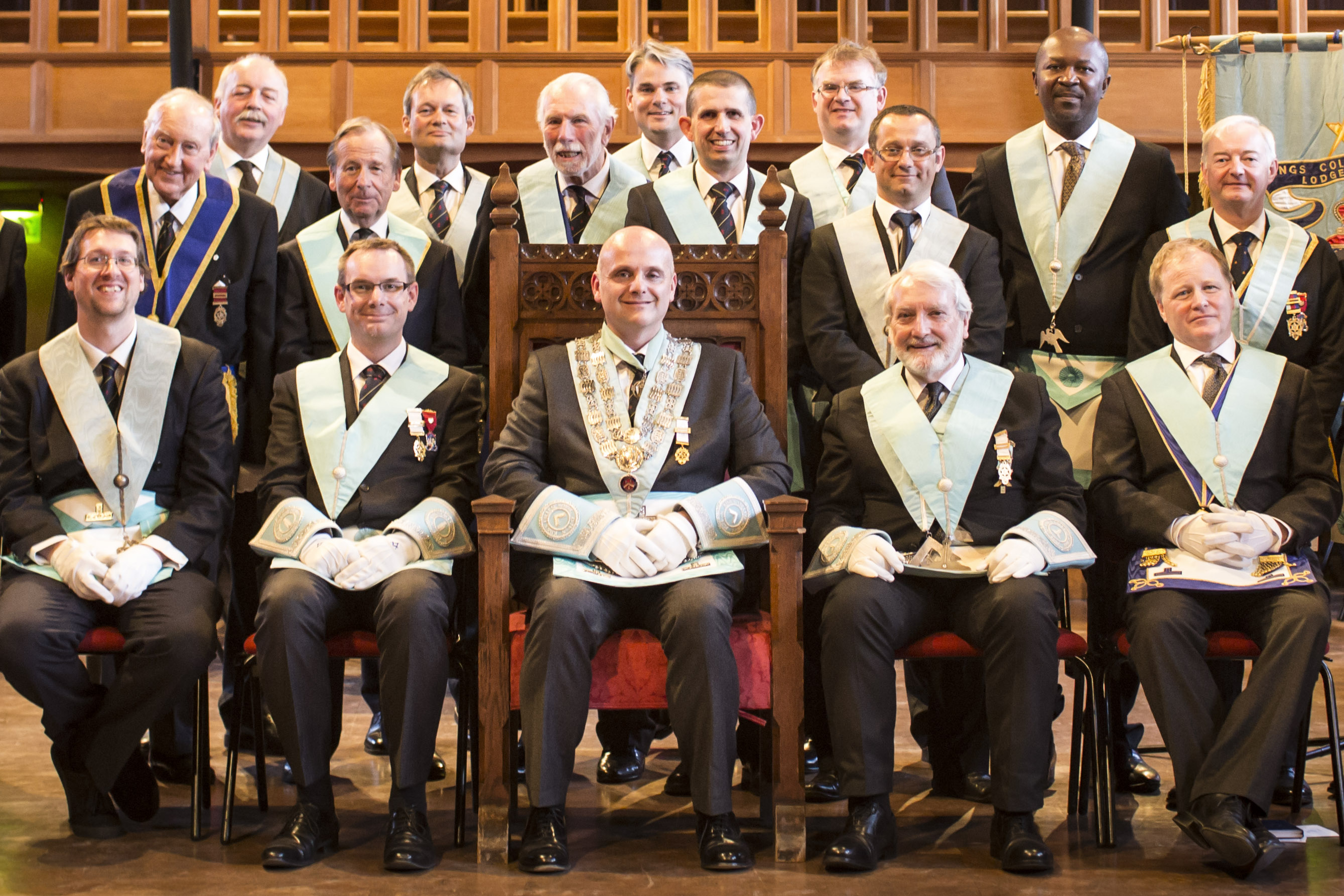 KCS Lodge Installation 2015