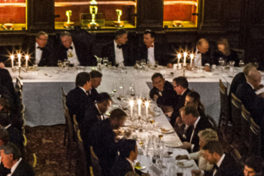 Old King's Club 2015 Annual Dinner