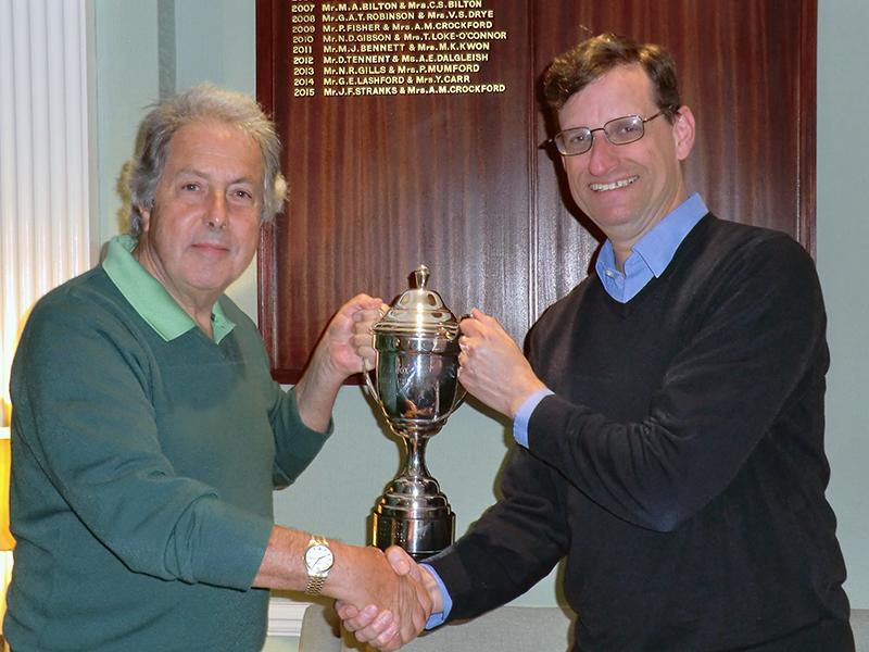 Old King's Club Golf Spring Meeting 2016